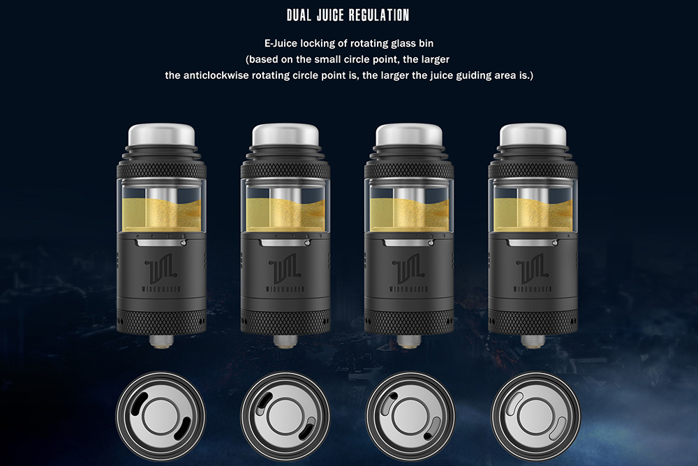 Vandyvape Windowmaker Dual Coil RTA
