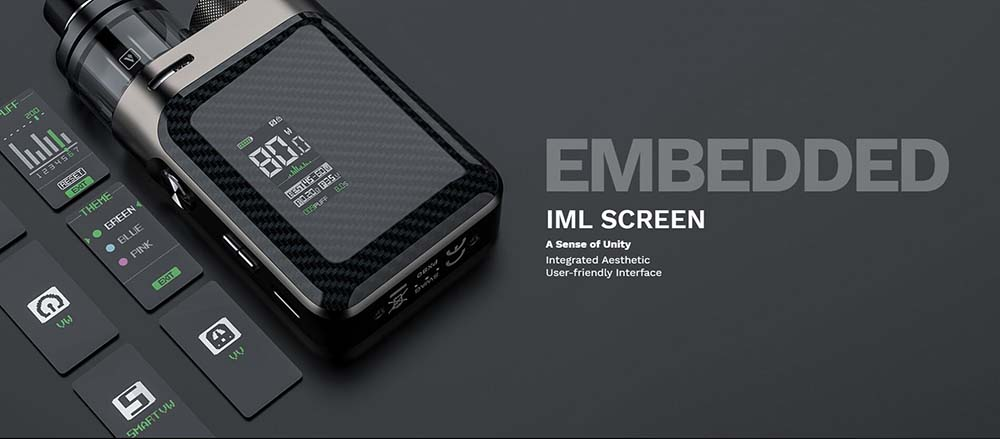 swag px80 with IML screen