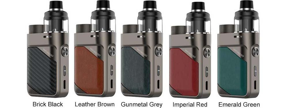 Vaporesso Swag PX80 Colors