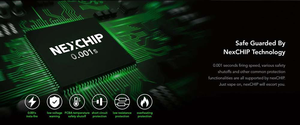 Manik Mini With NEXCHIP Chipset