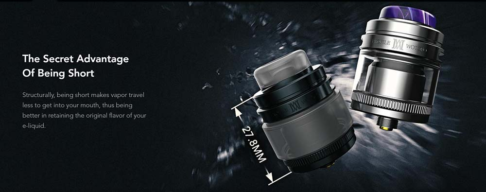 Profile M RTA With Shorter Length