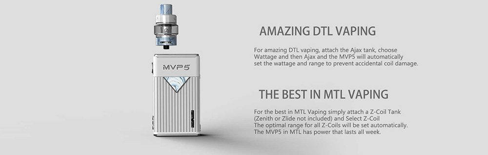 Innokin MVP 5 For Sale