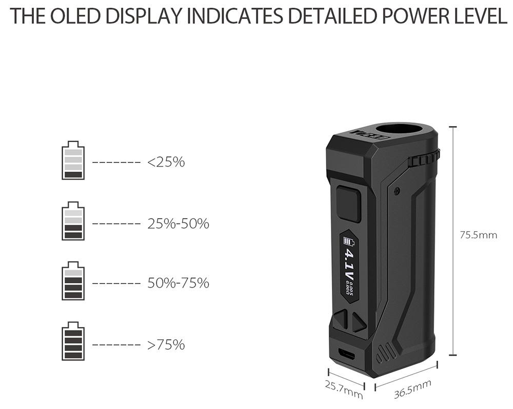 Yocan UNI Pro Mod Battery